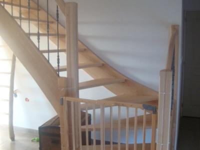 réalisation d escalier