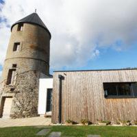 Extension bois moulin P2