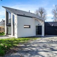 Maison bretonne contemporaine