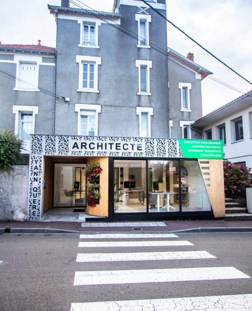 Facade Yann QUERE Architecte
