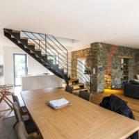 Maison ancienne renovée