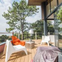 Maison architecte vue mer